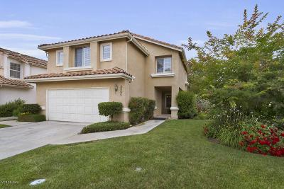 Simi Valley Single Family Home For Sale: 2095 Siskin Court