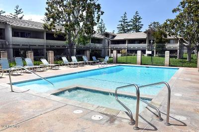 Simi Valley Condo/Townhouse For Sale: 1932 Heywood Street #F