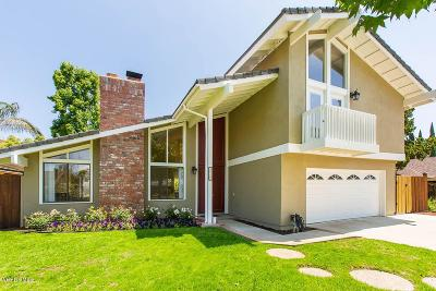 Single Family Home Active Under Contract: 3112 West Black Hills Court