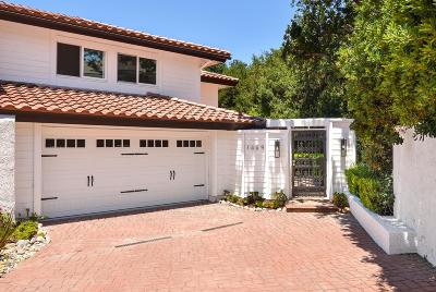 Westlake Village Single Family Home For Sale: 1659 Ryder Cup Drive