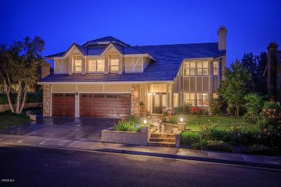 Thousand Oaks Single Family Home Active Under Contract: 3222 Toulouse Circle
