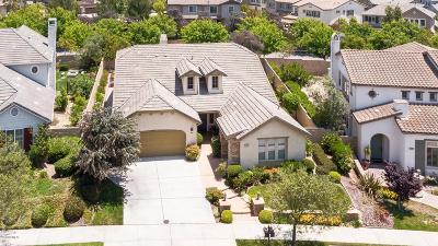 Moorpark Single Family Home For Sale: 13990 Eaton Hollow Avenue