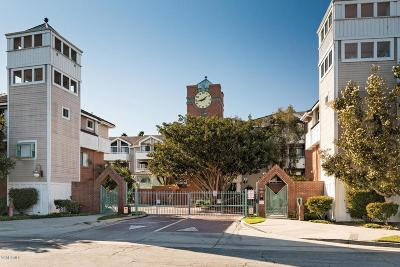 Oxnard Condo/Townhouse Active Under Contract: 865 South B Street #P2
