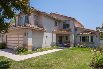 Simi Valley Single Family Home For Sale: 2052 Chenault Place