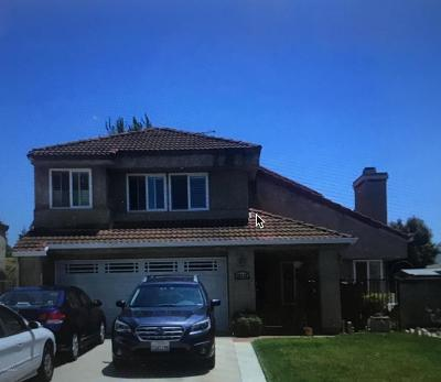 Moorpark Single Family Home Active Under Contract