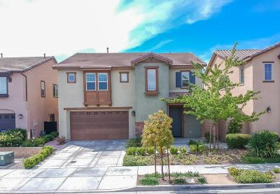 Moorpark Single Family Home Active Under Contract: 13937 Lonzo Drive