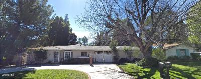 Woodland Hills Single Family Home For Sale: 22908 Leonora Drive