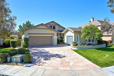 Simi Valley Single Family Home Active Under Contract: 524 Roosevelt Court