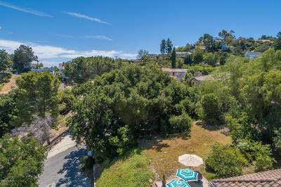 Calabasas Residential Lots & Land For Sale: Aster Trail