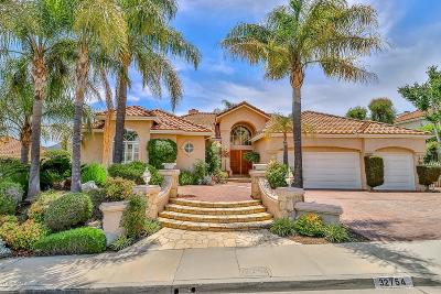 Westlake Village Single Family Home For Sale: 32754 Wellbrook Drive