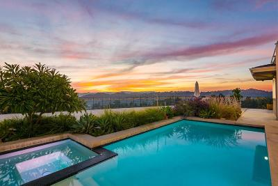 Beverly Hills Rental For Rent: 9633 Highridge Drive