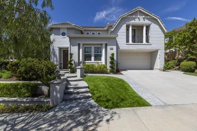 Moorpark Single Family Home For Sale: 14025 Eaton Hollow Avenue