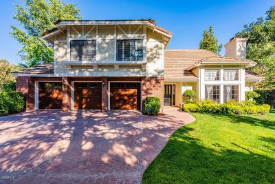Agoura Hills Single Family Home For Sale: 29740 Kimberly Drive