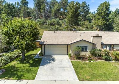 Moorpark Single Family Home For Sale: 14969 Reedley Street