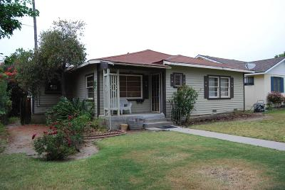 Fillmore Single Family Home For Sale: 645 Clay Street