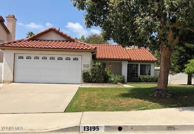 Moorpark Single Family Home For Sale: 13195 Knotty Pine Street