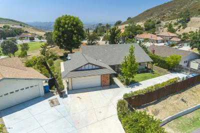 Thousand Oaks Single Family Home For Sale: 4433 Zocalo Circle