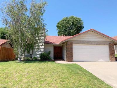 Moorpark Single Family Home For Sale: 13653 Bear Valley Road