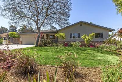 Moorpark Single Family Home For Sale: 13490 Vista Levana Drive
