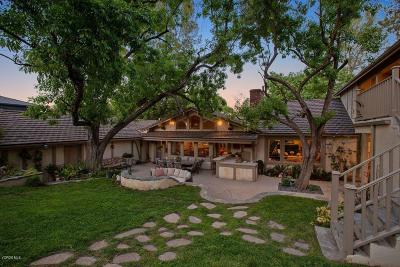 Single Family Home For Sale: 5287 Round Meadow Road