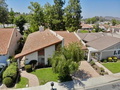 Westlake Village Single Family Home For Sale: 2363 Leeward Circle