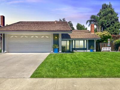 Camarillo Single Family Home Active Under Contract: 1428 Old Ranch Road