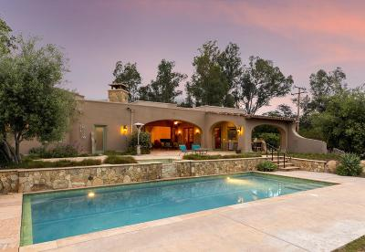Ojai Single Family Home Active Under Contract: 1055 North Signal Street