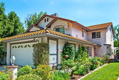 Agoura Hills Condo/Townhouse Active Under Contract: 30106 Rhona Court