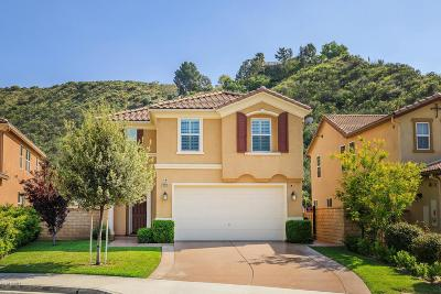 Santa Clarita, Canyon Country, Newhall, Saugus, Valencia, Castaic, Stevenson Ranch, Val Verde Single Family Home For Sale: 19806 Holly Drive
