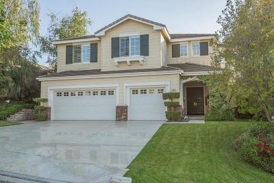 Simi Valley Single Family Home Active Under Contract: 549 Grass Valley Street