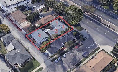 Residential Income For Sale: 11504 Venice Boulevard