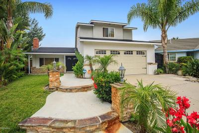 Agoura Hills Single Family Home For Sale: 5949 Wheelhouse Lane