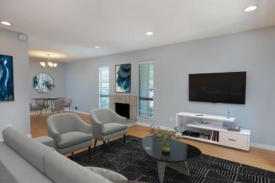 Agoura Hills Condo/Townhouse For Sale: 28825 Oakpath Drive