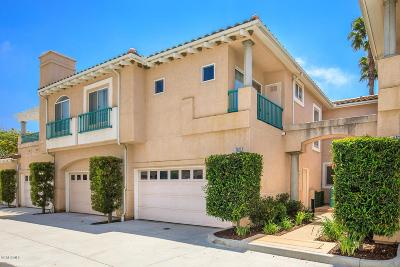 Moorpark Condo/Townhouse For Sale: 11527 Countrycreek Court