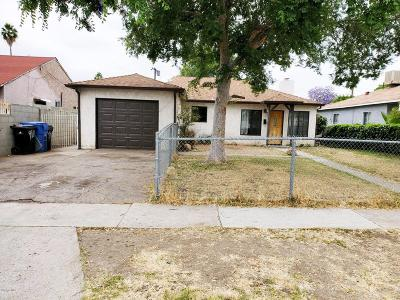 Arleta CA Single Family Home For Sale: $399,900