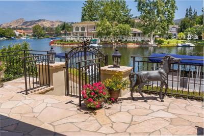 Westlake Village Single Family Home For Sale: 3824 Charthouse Circle