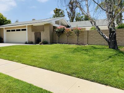 Oak Park Single Family Home For Sale: 6602 Smoketree Avenue