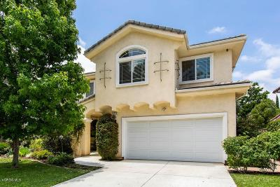 Simi Valley Single Family Home For Sale: 1771 Tapo Street