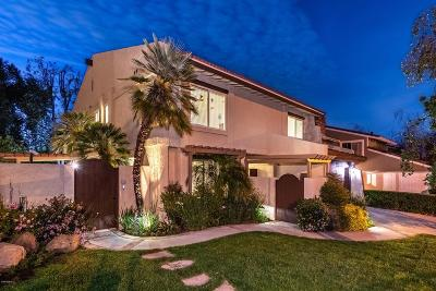 Westlake Village Single Family Home For Sale: 3805 Mainsail Circle