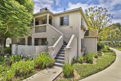 Simi Valley Condo/Townhouse For Sale: 1225 Fitzgerald Road #G