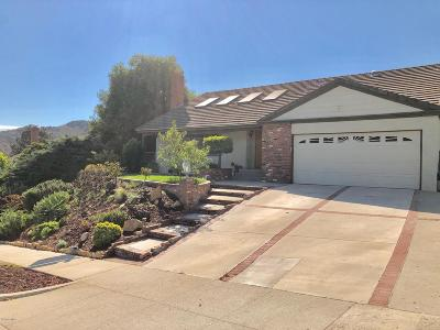 Thousand Oaks Single Family Home For Sale: 1758 Calle Artigas