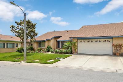 Camarillo Single Family Home For Sale: 31319 Village 31