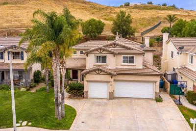Simi Valley Single Family Home For Sale: 3454 Coastal Oak Drive