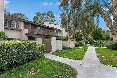 Woodland Hills Condo/Townhouse For Sale: 21500 Califa Street #167