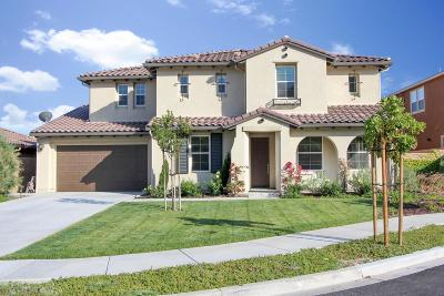 Moorpark Single Family Home For Sale: 12668 Deer Grass Court