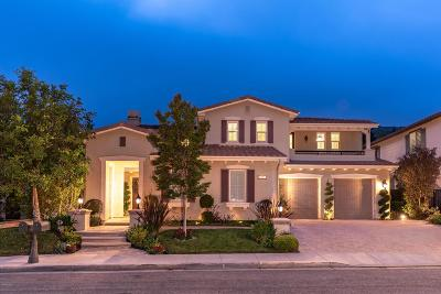 Simi Valley Single Family Home Active Under Contract: 4125 Eagle Flight Drive