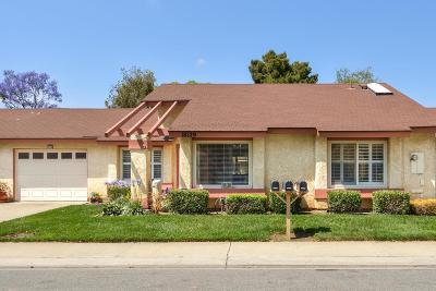 Camarillo Single Family Home For Sale: 18129 Village 18