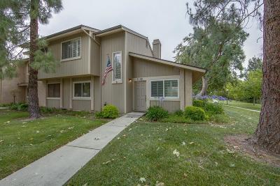 Moorpark Condo/Townhouse For Sale: 6668 Julliard Avenue #A
