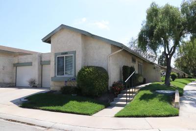 Camarillo Single Family Home For Sale: 22102 Village 22