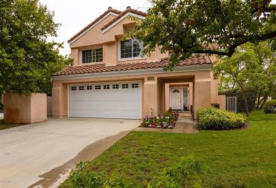 Calabasas Single Family Home Active Under Contract: 24512 Via Esquina